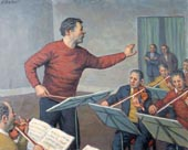 Conducting the Orchestra